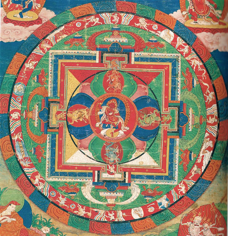 A Psychological Study Of The Mandala In Early Jewish Holy Literature